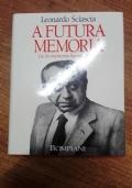 A FUTURA MEMORIA  - SE LA MEMORIA HA UN FUTURO  -