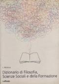 Dizionario di Filosofia, Scienze sociali e della Formazione