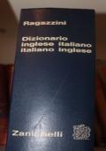 Dizionario inglese-italiano; italiano-inglese