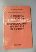 Vocalizzi nello stile moderno con accompagnamento di pianoforte. 8 vocalizzi per voce acuta (Prima serie)