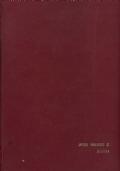 VINI D'ITALIA. RIVISTA INTERNAZIONALE DI TECNICA, LEGISLAZIONE E PROPAGANDA ENOLOGICA E VITICOLA. ANNO XIV (1972)