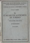 IL R. (regio) MUSEO DI ANTICHITA' DI TORINO - Sezione Egizia