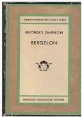BERGELON  PRIMA EDIZIONE NOVEMBRE 1964