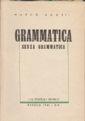 grammatica senza gramamtica