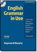 English Grammar In Use with Answers and CD ROM - A Self-study Reference and Practice Book for   Intermediate Students of English