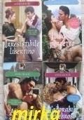 IRRESISTIBILE LIBERTINO + L'ADORABILE TENEBROSO + ADORABILE SCONOSCIUTO + BACIO PERFETTO ** Serie Completa Sorelle Merridew ** OFFERTA **