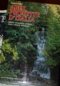 Aree protette d'Italia. Parchi nazionali, riserve, oasi e parchi naturali.