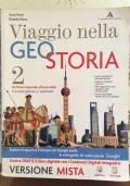 Viaggio nella geostoria 2 (Da Roma imperiale all'anno Mille) (Il mondo globale e i continenti)