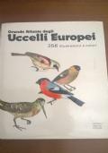 Grande Atlante degli uccelli d'Europa