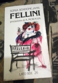 Fellini. Prefazione di Alberto Moravia