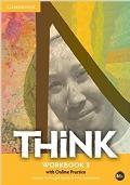 Think. Level 3. Workbook with online practice: 1