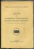 ATTI DEL 4° CONGRESSO INTERNAZIONALE SULL'ALTO MEDIOEVO. 10-14 SETTEMBRE 1967