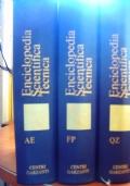 ENCICLOPEDIA SCIENTIFICA TECNICA 3 vol.(A-E) (F-P) (Q-Z)