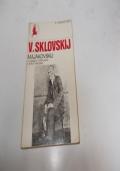 MAJAKOVSKIJ. Futurismo, formalismo e strutturalismo