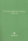 IL «CORRIERE DELLA SERA» A BERLINO. 1930-1936