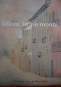 Lilloni in Piemonte