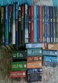 Libri Clive Cussler: Morsa di ghiaccio, La nave dei morti, Morte bianca, Medusa, Cacciatori del mare, I predatori