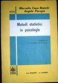 Metodi statistici in psicologia