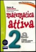Matematica attiva 2A + 2B + Quaderno