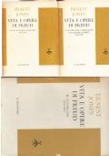 Vita e opere di Freud. 3 Volumi. 1) Gli anni della formazione e le grandi scoperte (1856-1900); 2) Gli anni della maturità (1900-1919); 3) L'ultima fase (1919-1939)