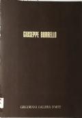 Giuseppe Borrello Gregoriana Galleria d'Arte Roma 13 dicembre 1983