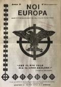 Noi Europa n.11 Novembre 1977 Mensile di controinformazione degli italiani in Sud Africa
