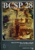 Bollettino del Centro camuno di studi preistorici, 34: Arte preistorica italiana