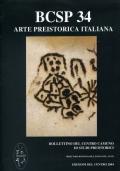 Studi per la lettura dell'arte rupestre