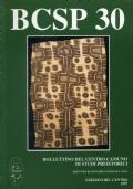 Bollettino del Centro camuno di studi preistorici, 30