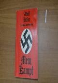 RARO RITIRATO DAL COMMERCIO 1992 Adolf Hitler Mein Kampf La mia Battaglia EDIZIONE LUCCIOLA