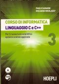 CORSO DI INFORMatica Linguaggio C e C++ 3