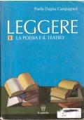 Leggere B - LA POESIA E IL TEATRO - Dagna Campagnoli - 9788842666820