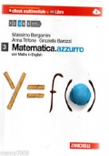 Matematica azzurro con Maths English