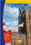 Did you know, aspetti di cultura e civilta dei Paesi di lingua inglese