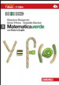 Matematica.verde. Con Maths in english. Vol. 3
