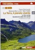 TERRA, IL PIANETA VIVENTE (LA) AB LDM  (EBOOK MULTIMEDIALE + LIBRO) LA TERRA SOLIDA. GEODINAMICA DELLA TERRA SOLIDA