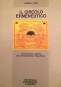 Il circolo ermeneutico letteratura, storia ed ermeneutica filosofica