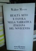 Realtà mito e favola nella narrativa italiana del Novecento