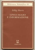 LINGUAGGIO E INFORMAZIONE