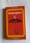STRABORGHESE - prima edizione-borghesia-sociologia-classi sociali-letteratura-storia-società