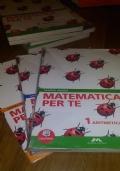 Matematica per te 1 aritmetica + geometria+ facciamo i test