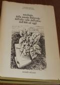 Antologia della poesia dialettale dell'alta valle dell'esino dall'800 a oggi