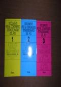 Documenti per il congresso straordinario del Pci (3 volumi) POLITICA – PCI – COMUNISMO – PARTITO COMUNISTA ITALIANO – CONGRESSO – STORIA D'ITALIA – ACHILLE OCHETTO