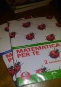 Matematica per te 2 aritmetica + geometria