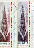 INGEGNERIA NAVALE - RAWSON & TUPPER : BASIC SHIP THEORY - 2 VOLUMI