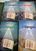 I VANGELI di Matteo Marco Luca Giovanni (4 volumi)