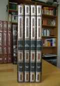 LA DIVINA COMMEDIA illustrata da Gustave Doré (4 volumi)