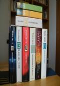 WILBUR SMITH - LOTTO DI 9 LIBRI - anche prime edizioni in ottimo stato!