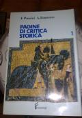 PAGINE DI CRITICA STORICA VOLUME 1