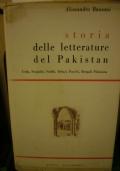 STORIA DELLE LETTERATURE DEL PAKISTAN